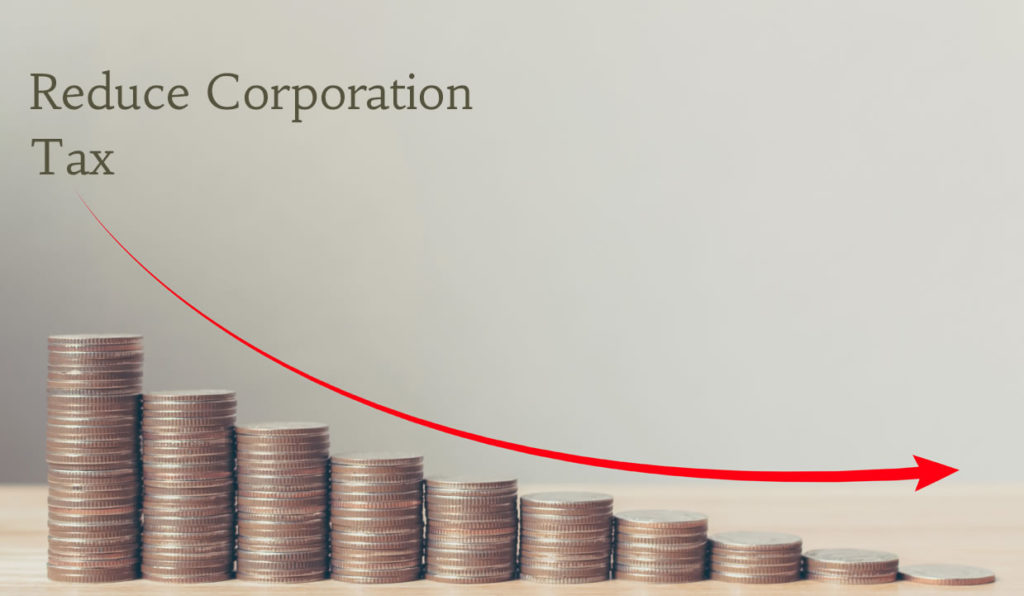 Reduce Corporation Tax